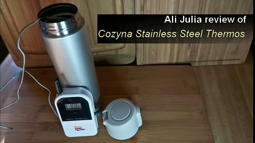 Cozyna Vacuum Insulated Stainless Steel Travel Mug