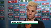 Rusnak: Ik ben zo gelukkig! - RTV Noord