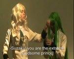 Lol desu desu + Ari - Foxy -Code Geass cosplay act. Genkicon 2009 eng. subs