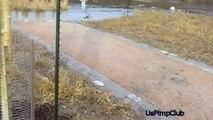 Mississippi River Flooding St Paul  2010 Red River Flooding