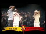 Ronnie vs. Lilou - Red Bull BC One 2005 - High Quality