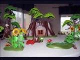 Dans sa maison un grand cerf - Comptines et chansons pour enfants