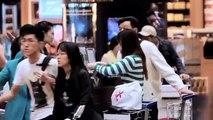 Changi Airport Millionaire Dance
