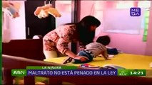 Lamentable caso de maltrato de niñera a bebé de 7 meses