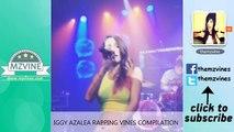 IGGY AZALEA RAPPING VINES | NEW FUNNY IGGY AZALEA COMPILATION