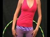 Hula Hoop Basics: Upper Body, Torso & Chest : Hula Hoop Basics: Around Torso With No Hands