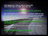 Pilot UFO Sightings recordings 2/4