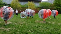 Bubble Soccer Saint louis-Webster University=STL Knocker Soccer