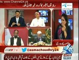 News Point With Asma Chaudhry - 4th May 2015
