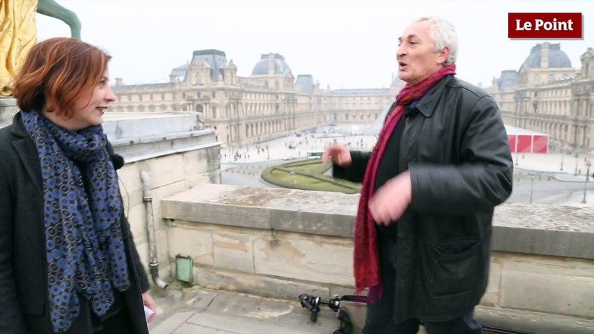 Visite interdite du Louvre #3 : l'ascension de l'arc de triomphe du Carrousel