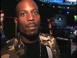Gangsta Rapper DMX High as a Kite