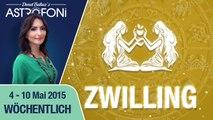 Monatliches Horoskop zum Sternzeichen Zwilling (4-10 Mai 2015)