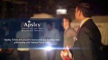 Apsley Tailors- Partner with Sahara Force India 2015 Season