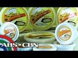 Nilupak ice cream, pang-export quality!