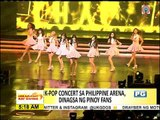 K-pop groups hold successful concert