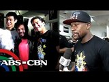 Bandila: Floyd wears PH flag shirt; Latinos show support for Pacman