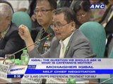 Iqbal refuses to confirm Cayetano's claim on real name