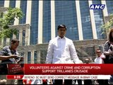 Justice for sale? Groups support Trillanes