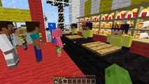 LittleLizardGaming | Minecraft School | TRIP TO MCDONALDS!