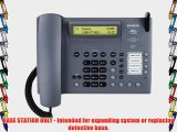Siemens 8825 Gigaset Base Station Only (no cordless handsets) Auto-Attendant with Four Voice