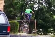 BMX - Steven Hamilton Street Session Animal-BMX