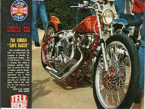 Vintage Motorcycles – Japan