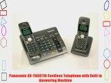 Panasonic KX-TG6071B Cordless Telephone with Built in Answering Machine