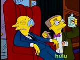 The Simpsons - Mr. Burns On Ether