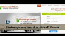 Mississauga Movers:  Local Moving Services - Get A Free Moving Quote