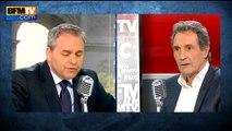 """Xavier Bertrand n'est """"pas fan"""" du nom """"les Républicains"""" pour remplacer l'UMP"""