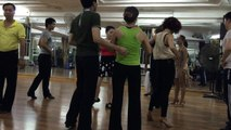 [WorkShop] [Grant Madon ]  - Samba natural samba roll and reverse samba rollm - Practice