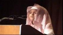 Child reciting Holy Quran