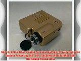 Aketek UC28 24W PRO Portable HDMI Mini Home LED Projector 60 Cinema Theater-Gold