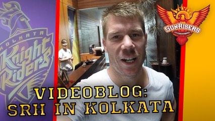 Exclusive Gameday Video Blog: Is playing KKR at home SRH's toughest challenge yet?