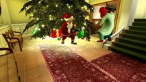 Gmod Sandbox Funny Moments - Santa Claus Tryouts! (Garry's Mod Early Christmas Special) - Vanoss Ga