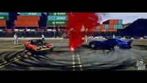 Recréer la scène de fin de FAST and FURIOUS 7 dans GTA V