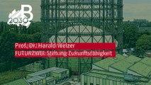 3. Stadtforum 2030 zum Stadtentwicklungskonzept Berlin 2030, Prof. Dr. Harald Welzer