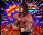 WWE-WWF Best Ultimate Warrior Promo Ever!