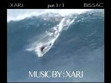 Big Wave Surfing At Jaws (Peahi)