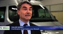 Initiatives durables : HYDIVU, moteur hybride diesel pour véhicule utilitaire