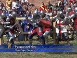 Поляки побили американцев в рыцарских боях
