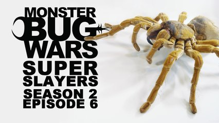 MONSTER BUG WARS | Super Slayers | S2E6