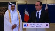 Discours lors de l'inauguration du troisième site du lycée franco-qatarien Voltaire