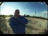 Ryan Sheckler skateboarding - Railslide Halfpipes -