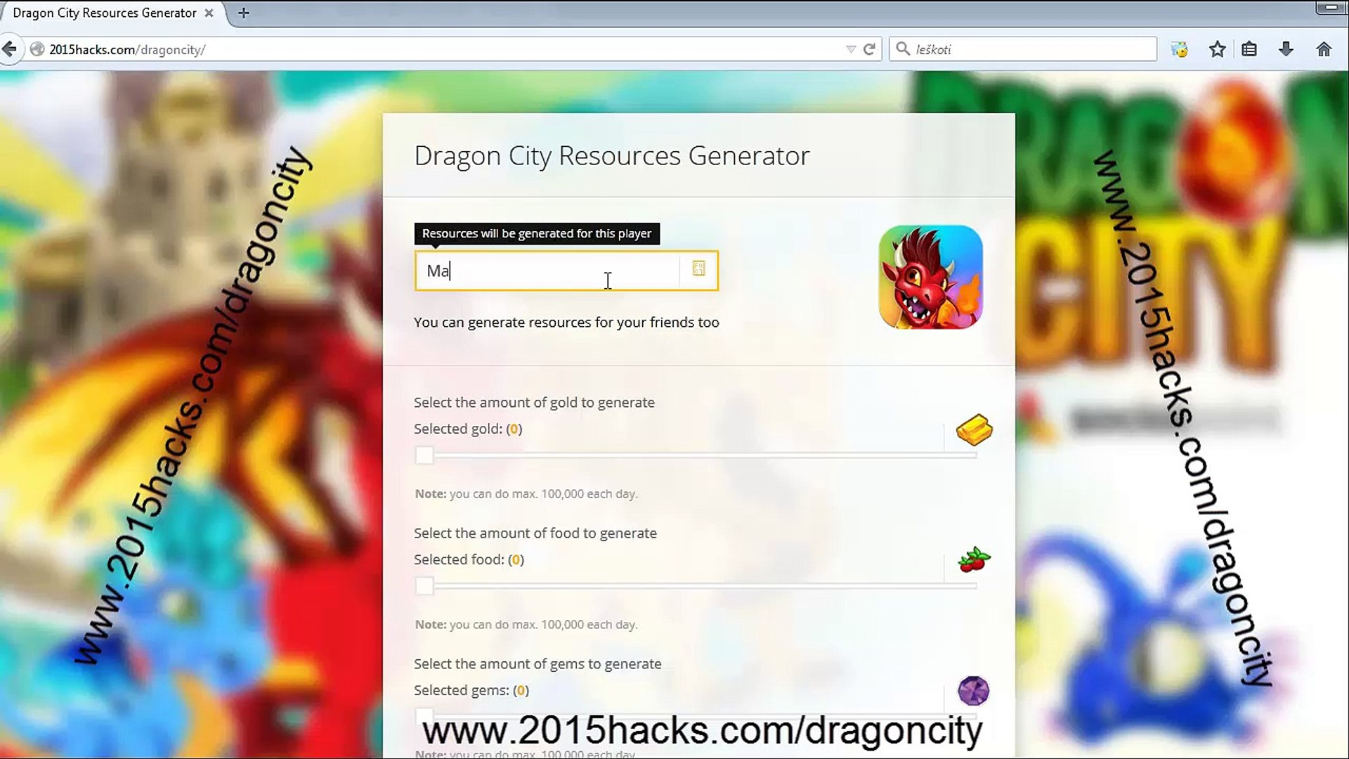 Dragon City Cheats - Gold, Food, Gems generator [VERIFIED]