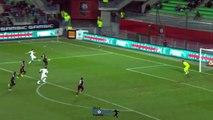 Damien Da Silva Fantastic Goal  Stade Rennais vs. SM Cean 1-4 (HD) - YouTube