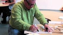 Bauhaus Lab: Ellen Lupton discusses her workshop Bauhaus Bags: Design Your Own Tote