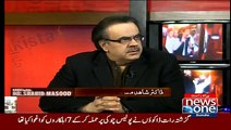 Operation Zarb-e-Azb Is Already Started In Sindh Silently:- Shahid Masood
