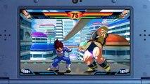 Dragon Ball Z Extreme Butôden : extrait du Nintendo Direct