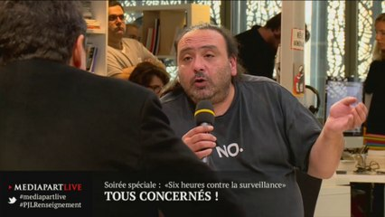 Vidéo de Laurent Chemla